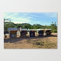 philippines Canvas Prints featuring Rest Stop - Philippines by Michael S.