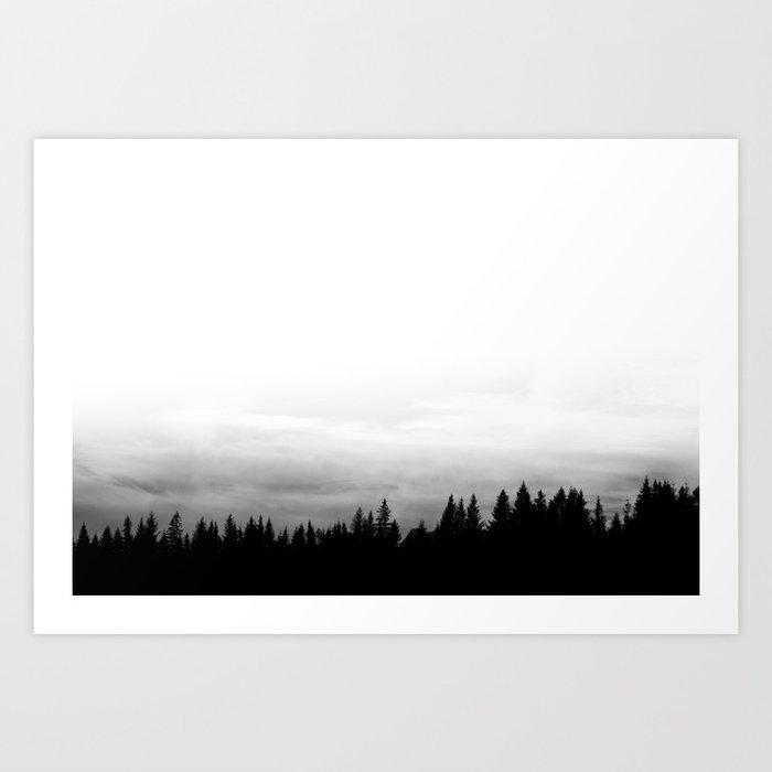 Zeitgefluester NO4 Art Print