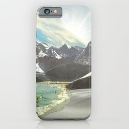 Mondi nuovi iPhone Case