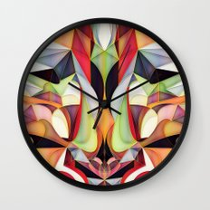 Merry Everything Wall Clock