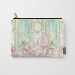 Marie Antoinette, Palace of Versailles, Diorama Carry-All Pouch