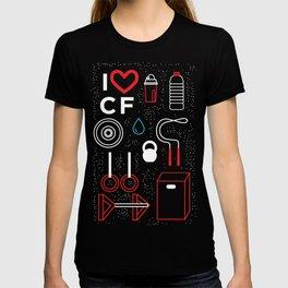 CrossFit Love T-shirt