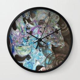 Finding Nataraja Wall Clock