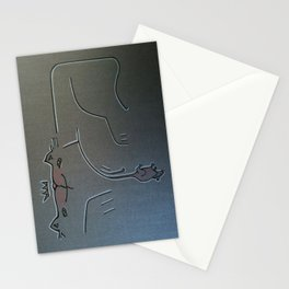 Trophy II Stationery Cards