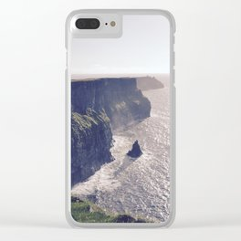 Cliffs of Moher Clear iPhone Case