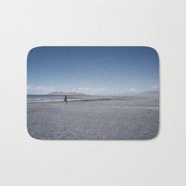 Across The Salt Lake Bath Mat