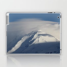 lenticular clouds over Mt. Adams Laptop & iPad Skin