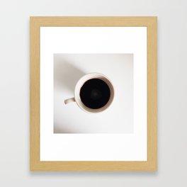 Minimal Energy Framed Art Print