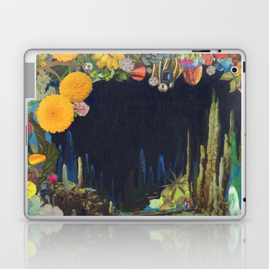Cave Garden II Laptop & iPad Skin