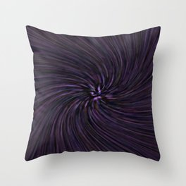 Purple daze 21 Throw Pillow