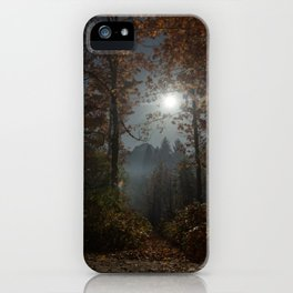 Spook iPhone Case
