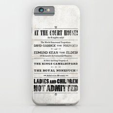 The Duke & The King Slim Case iPhone 6s