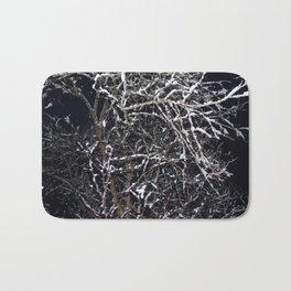 Skeleton of a Tree Bath Mat