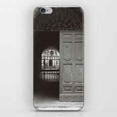 Rome Door 3 iPhone & iPod Skin
