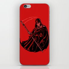 DeathVader iPhone & iPod Skin