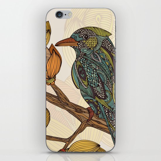 Bravebird iPhone & iPod Skin