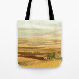 Walla Walla Landscape Tote Bag