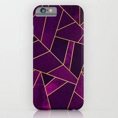 Purple Stone Slim Case iPhone 6