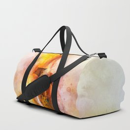 The Girl with the Sun in Her Hair Duffle Bag