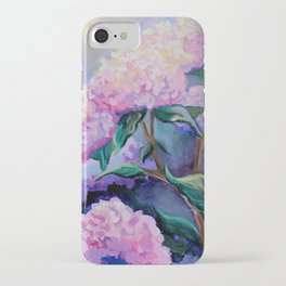 Cape Hydrangeas iPhone Case
