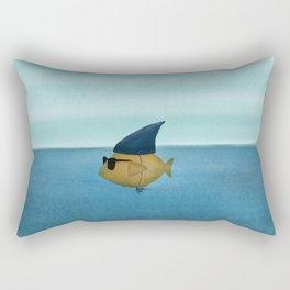 Big Fish Rectangular Pillow