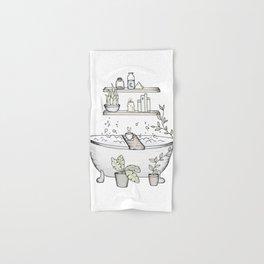 Treat Yourself Hand & Bath Towel