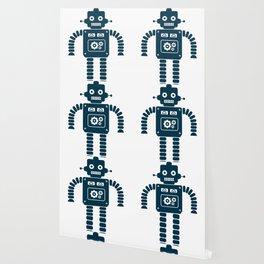 cartoon robot Wallpaper