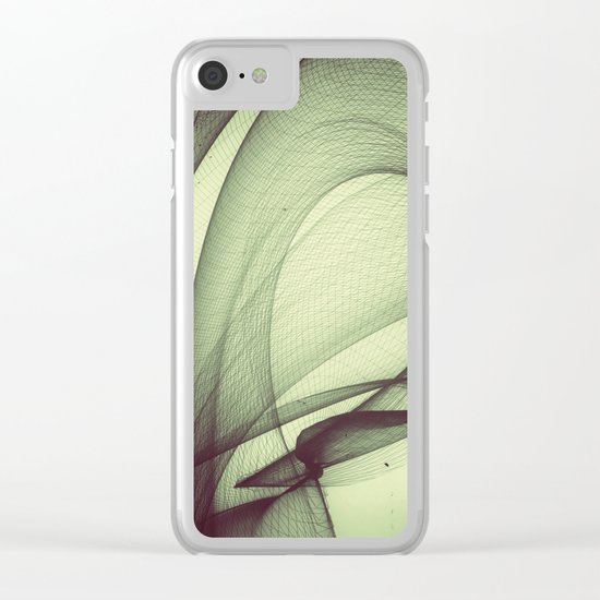 The Breeze Clear iPhone Case