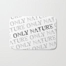 Only Nature Bath Mat