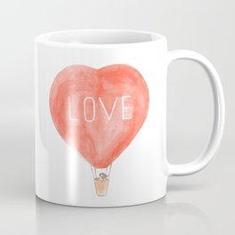 LOVE in the air Coffee Mug