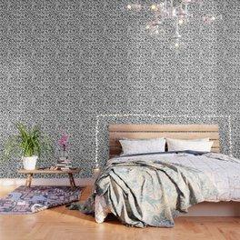 Sketchy Balls Pattern Wallpaper