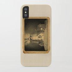 Night Light iPhone X Slim Case