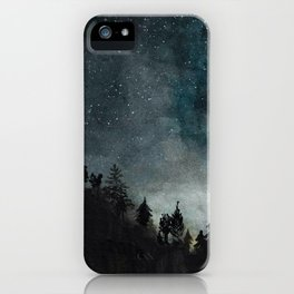 You are not alone inspired by Kolbie Blume's AMAZING Skillshare class iPhone Case