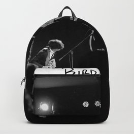 Birds in the Boneyard, Print Seven: Birds Rock Out! Backpack