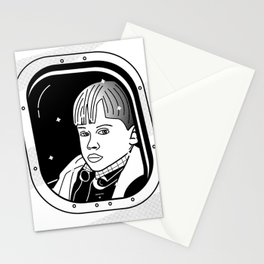 Fly alone Stationery Cards