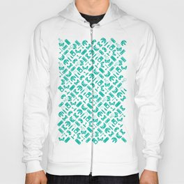 Control Your Game - Tradewinds Turquoise Hoody