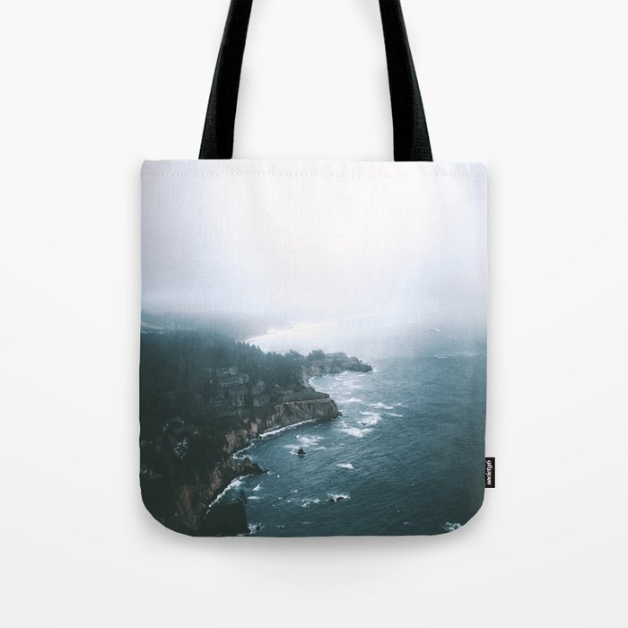 Cape Foulweather Tote Bag