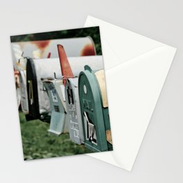 Letter Boxes, Ontario Stationery Cards