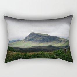 Green Mountain Rectangular Pillow