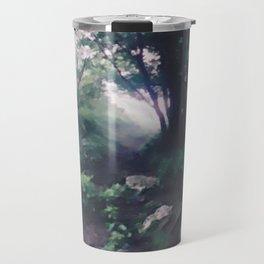 """"""" Forest Beckoning """" Travel Mug"""