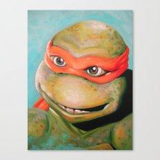 Mikey Canvas Print