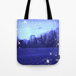 Starlit Avalon Tote Bag