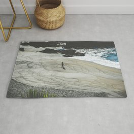 The Beach Azores Rug