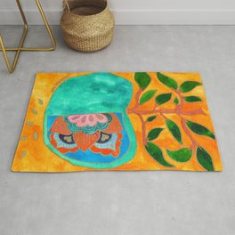 Fruit of Heart's Labour Rug