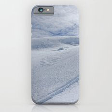 Snow Tracks Slim Case iPhone 6s