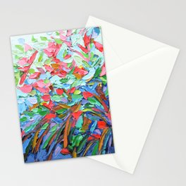 Afterglow Cherry Bouquet Stationery Cards
