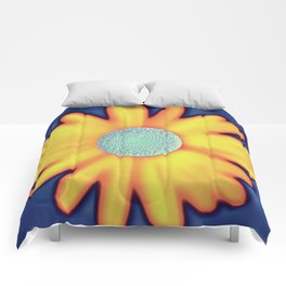 Andy  Warhola floral Comforters