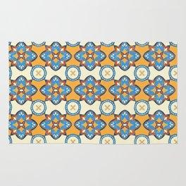 Spanish Tiles Rug