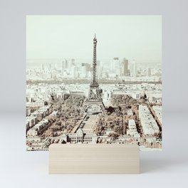 Vintage Paris Mini Art Print