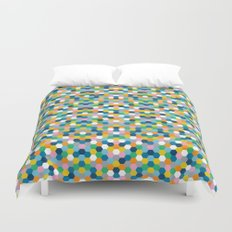Honey Duvet Cover